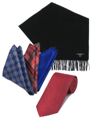 suit accessories by Suit Fitter